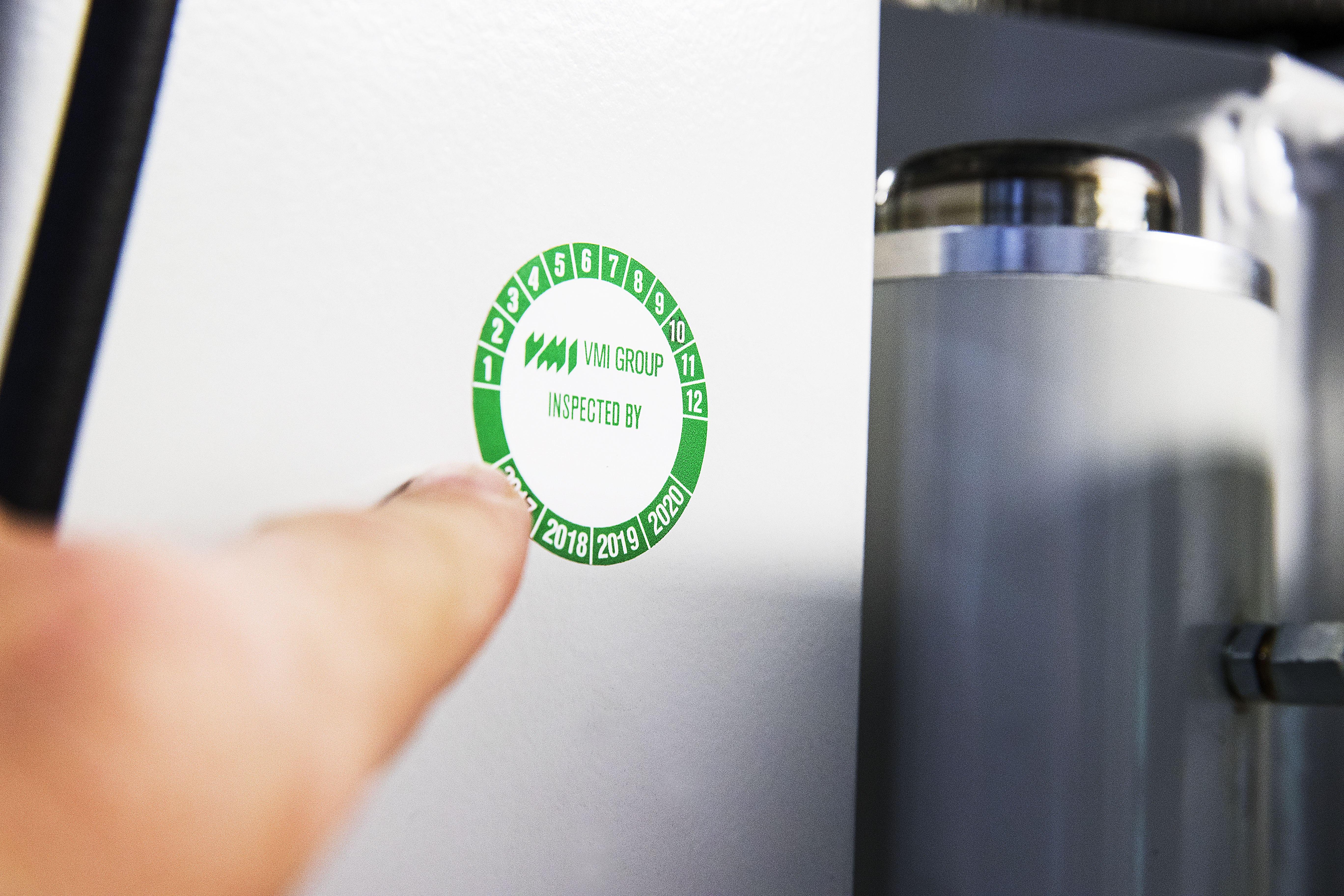 VMI Calibration Service