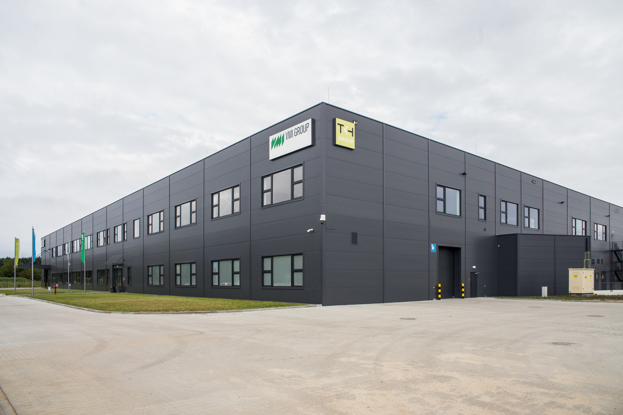 VMI POLAND building